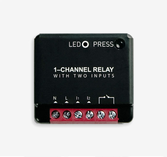 1-channel relay