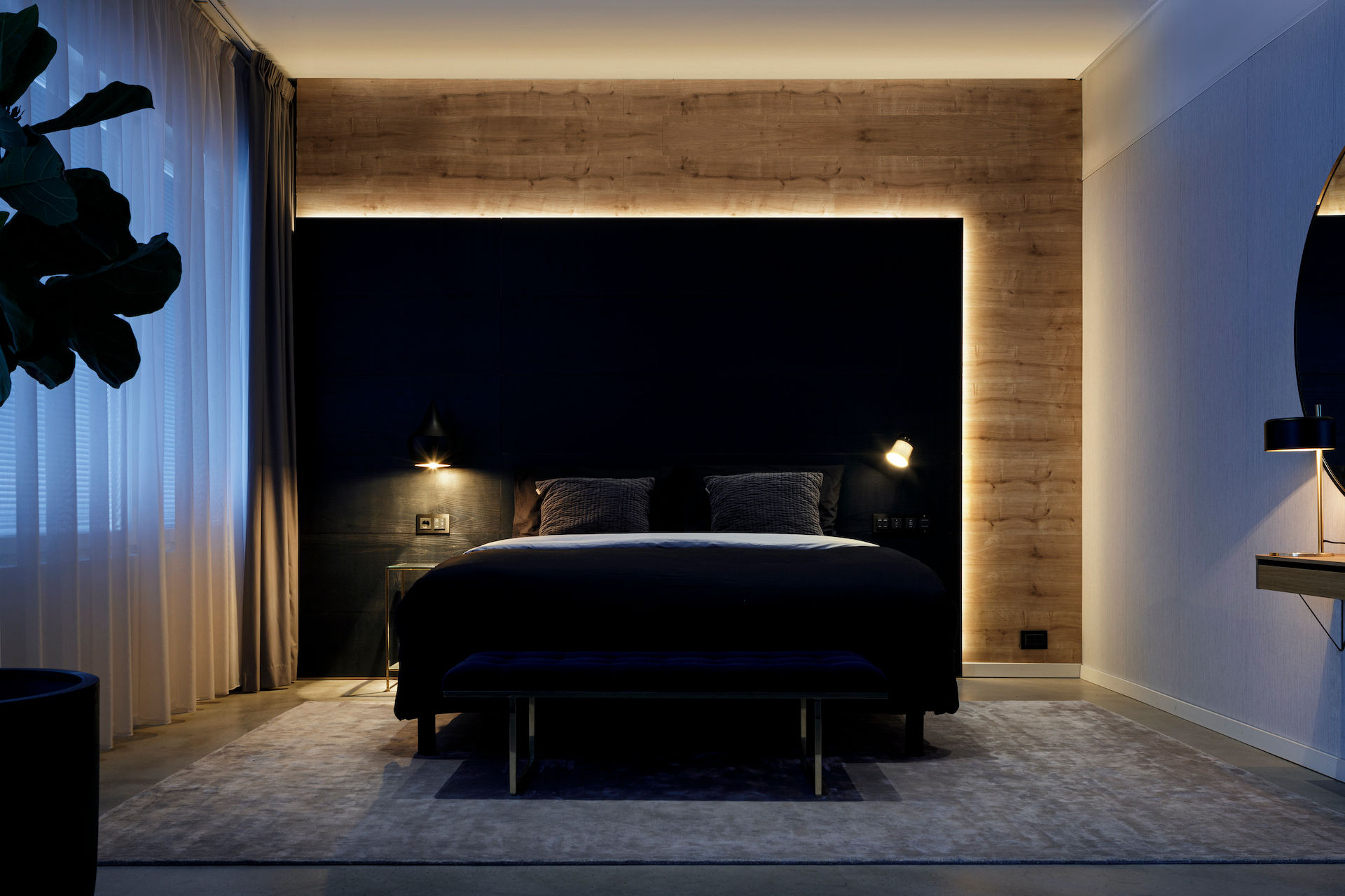 How to design and build a hotel showroom in 9 days